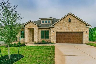 Leander Single Family Home For Sale: 2528 La Mirada St