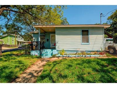 Austin Single Family Home For Sale: 2000 E 14th St