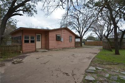 Austin TX Single Family Home For Sale: $149,500