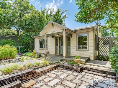 Single Family Home For Sale: 1406 Bouldin Ave