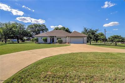 Georgetown Single Family Home For Sale: 105 Shirley Ln