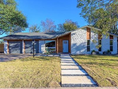 Single Family Home For Sale: 8807 Colonial Dr