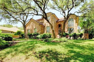 Travis County, Williamson County Single Family Home For Sale: 9008 Scotsman Dr
