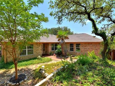 Lago Vista Single Family Home Pending - Taking Backups: 3905 Constitution Dr