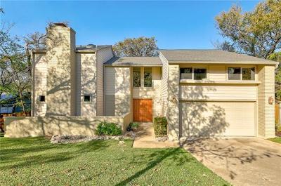 Travis County, Williamson County Single Family Home Pending - Taking Backups: 8900 Wildridge Dr
