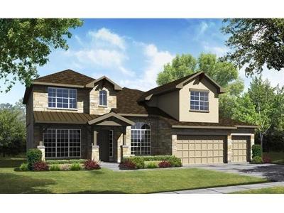 Cedar Park Single Family Home Pending: 617 Raging River Rd