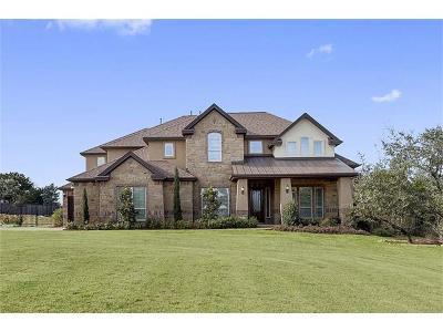 Spicewood Single Family Home For Sale: 21616 Diamante Cv