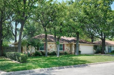 Georgetown TX Single Family Home For Sale: $218,888
