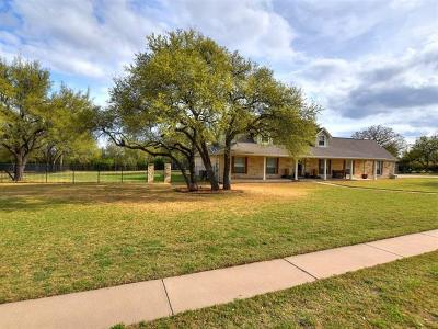 Liberty Hill Single Family Home Pending - Taking Backups: 208 Neal Dr