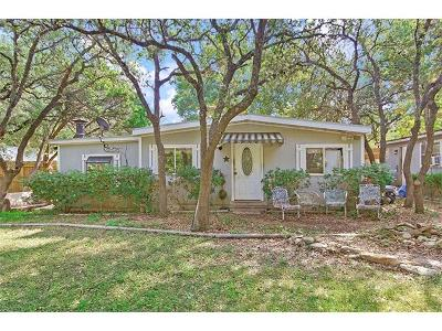 Austin Single Family Home For Sale: 5521 Hiline Rd