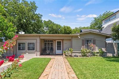 Austin Single Family Home For Sale: 506 Normandy St
