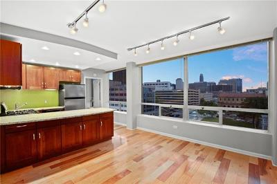 Penthouse Condo Condo/Townhouse Pending - Taking Backups: 1212 Guadalupe St #803