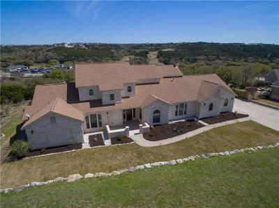 Cedar Park, Leander Single Family Home For Sale: 1302 Pasa Tiempo