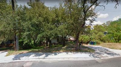Austin Residential Lots & Land Pending - Taking Backups: 3100 S 5th St