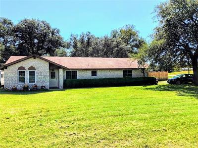 Cedar Park TX Single Family Home For Sale: $224,900