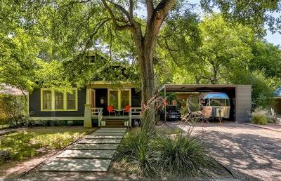 Austin Single Family Home For Sale: 1221 Bickler Rd