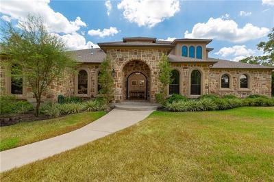 Bastrop TX Single Family Home For Sale: $725,000