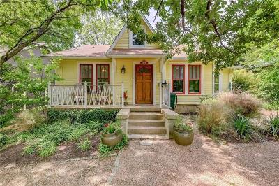 Single Family Home For Sale: 511 E Mary St