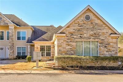 Travis County Condo/Townhouse For Sale: 10300 Morado Cv #107