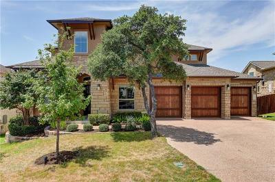 Cedar Park Single Family Home Pending - Taking Backups: 611 Raging River Rd