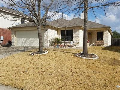 Pflugerville Single Family Home For Sale: 3816 Hidden Lake Xing