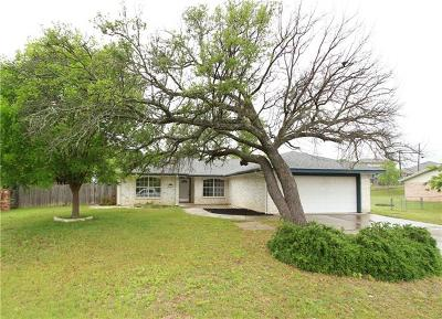 Lampasas Single Family Home For Sale: 38 Castleberry St