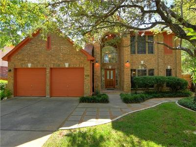 Hays County, Travis County, Williamson County Single Family Home For Sale: 8102 Richard King Ct