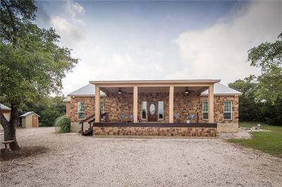 Hays County Single Family Home For Sale: 515 Deer Creek Dr