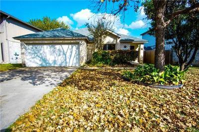 Cedar Park, Leander, Liberty Hill Single Family Home For Sale: 2502 Glen Field Dr
