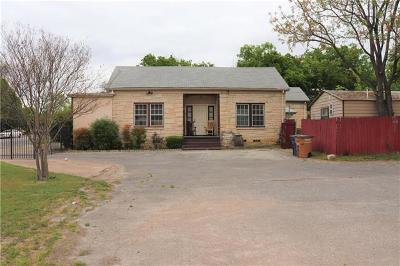 Travis County, Williamson County Single Family Home For Sale: 5305 Grover Ave