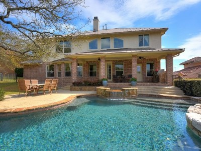 Austin Single Family Home For Sale: 4108 Aplomado Falcon