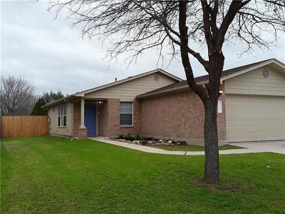 Bastrop TX Single Family Home For Sale: $189,900