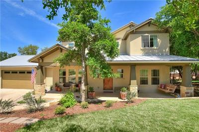 San Marcos Single Family Home Pending - Taking Backups: 106 Redbud Ct