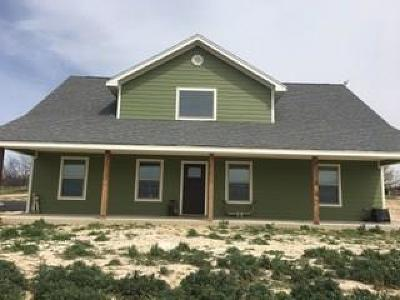 Lampasas Single Family Home For Sale: 202 County Road 3430