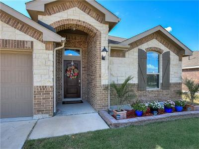 Kyle TX Single Family Home For Sale: $237,000