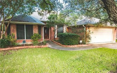 Cedar Park Single Family Home For Sale: 1606 Sharon Pl