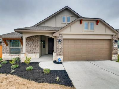 Pflugerville Single Family Home For Sale: 19408 Wearyall Hill Ln