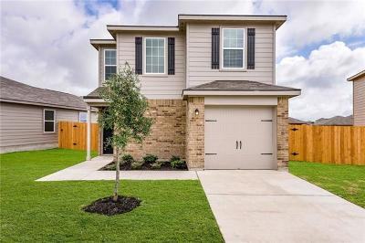 Jarrell TX Single Family Home For Sale: $174,900