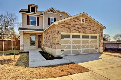 Hays County, Travis County, Williamson County Single Family Home For Sale: 9001 Acorn Cup