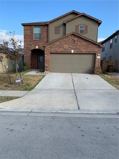 Austin Single Family Home For Sale: 9013 Ridgewell Rd