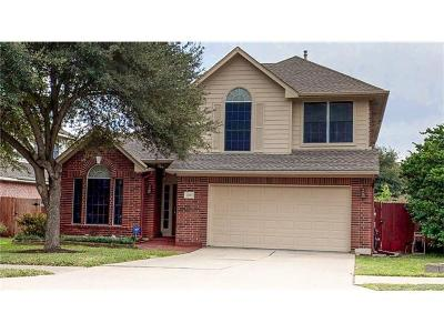 Travis County Single Family Home For Sale: 2133 Equestrian Trl