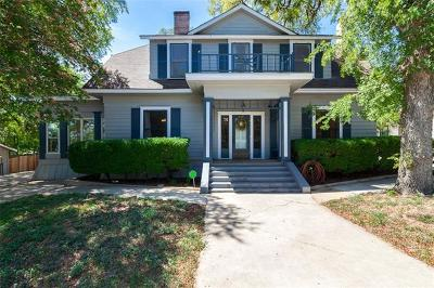 Belton Single Family Home For Sale: 609 E 14th Ave