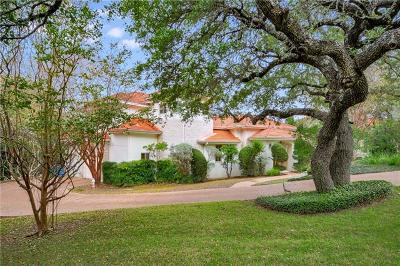 Hays County, Travis County, Williamson County Single Family Home For Sale: 1400 Club Ridge Cv