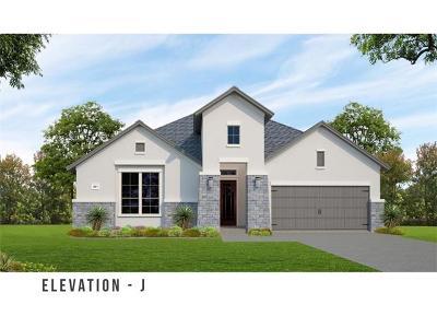 Austin Single Family Home For Sale: 155 Mendocino Ln