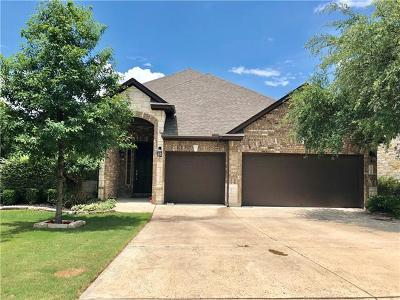 Lakeway Single Family Home For Sale: 217 Bellagio Dr