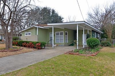 Taylor Single Family Home For Sale: 1817 Davis St