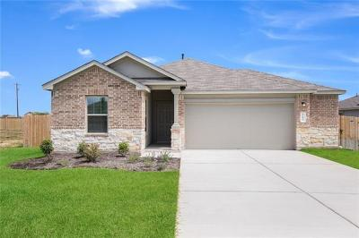 Kyle Single Family Home For Sale: 160 Juniper Springs Rd