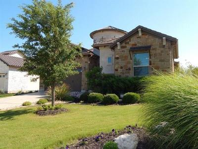 Georgetown Single Family Home For Sale: 201 Grand Oaks Ln