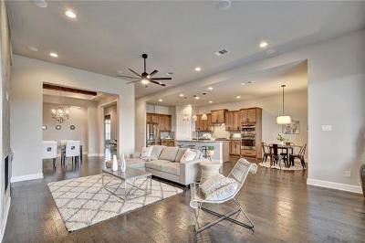 Round Rock Single Family Home Pending - Taking Backups: 3033 Columbus Loop