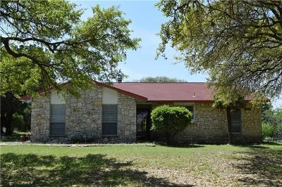 Hays County Single Family Home For Sale: 12617 Pauls Valley Rd